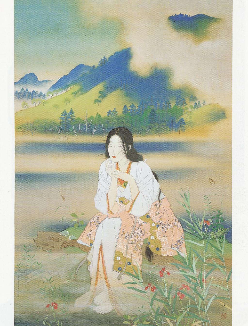 近代日本美術の煌き! 1925年(大正14) その一: いづつやの文化記号